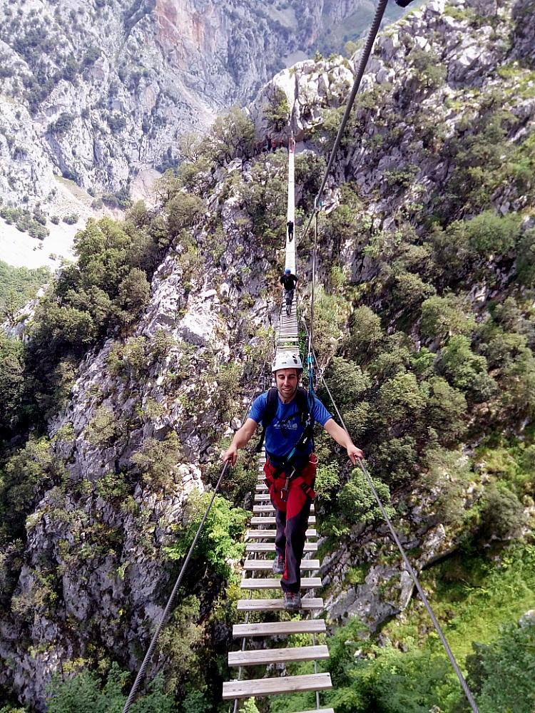 aventura en Picos de Europa
