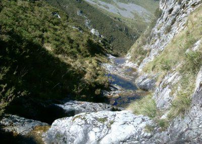 barranco del Valcabrero, LLanes, Sierra del Cuera