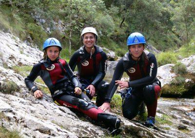Aventuras en familia en Picos de Europa.