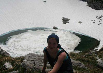 Lago de las Moñetas. Trekking en Picos de Europa
