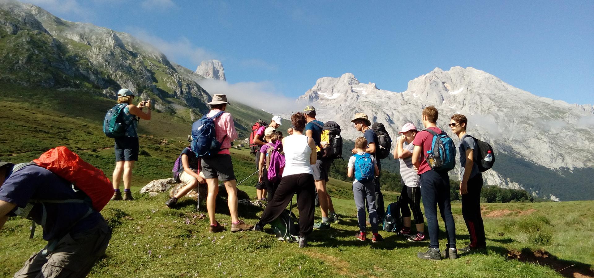 Senderismo en Picos de Europa | Información y tarifas