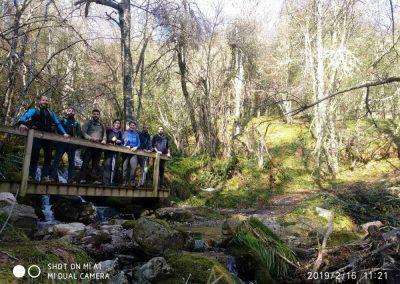 senderismo en Asturias y Cantabria