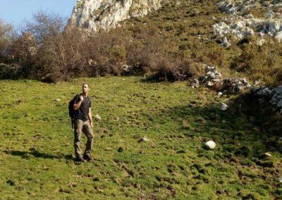 rutas de montaña en LLanes.