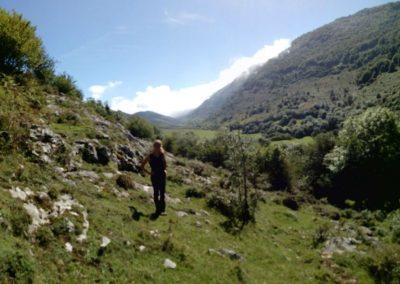 Ruta al Valle de Viango