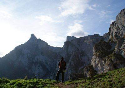 senderismo en Cantabria. Picos de Europa, Fuente dé