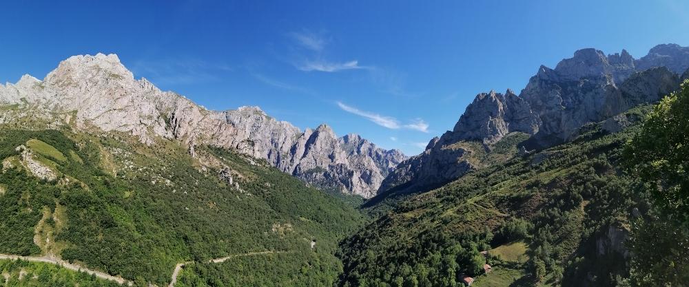 Picos de Europa y el valle de Valdeón