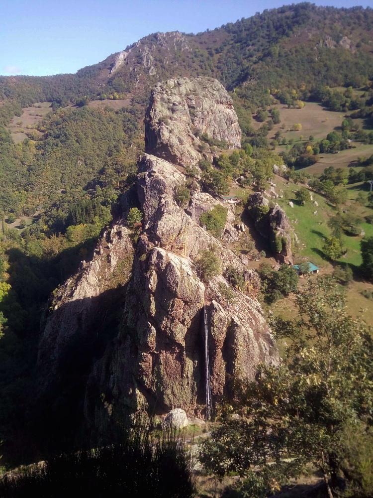Vías ferratas de Cantabria