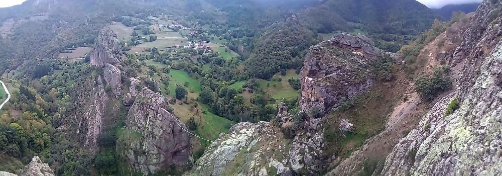 Vías ferratas de Cantabria – Ferrata de Socastillo