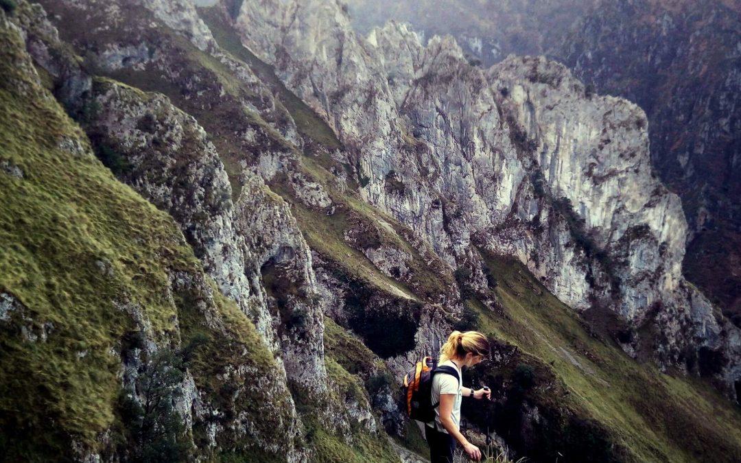 Montañas de Asturias: Oceño, Tajadura y el Seu Collantes