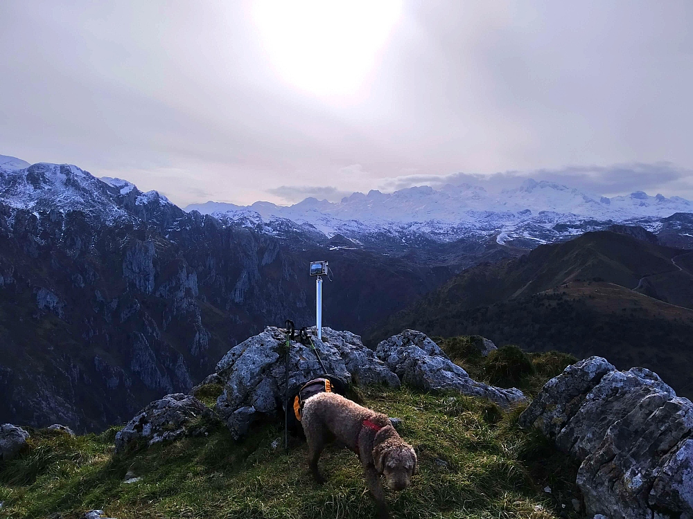 rutas de montaña en Asturias