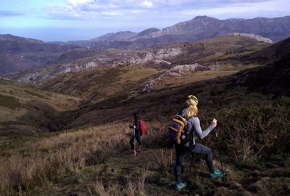 Rutas de montaña en Asturias: Sierra de Pandescura y Garganta del río Casaño