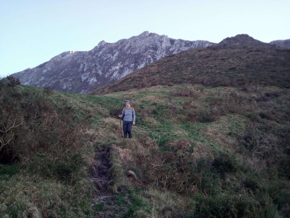 senderismo en Asturias