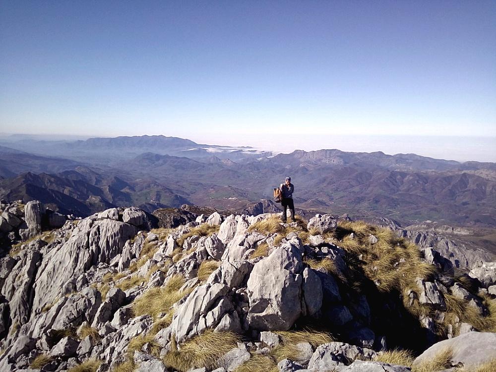 Cumbre Peña Jascal, Picos de Europa