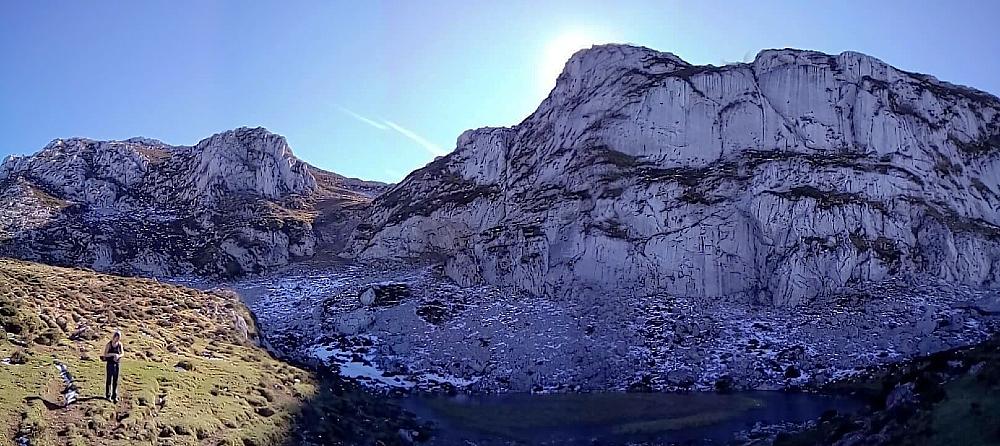 Laguna de Jostiqueruda, Picos de Europa