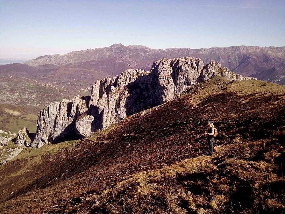 rutas en Cabrales, Asturias