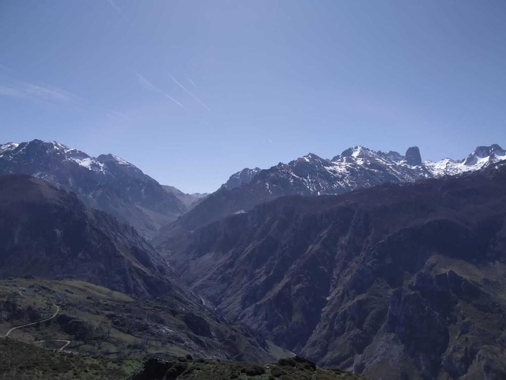valle del Duje, Picos de Europa