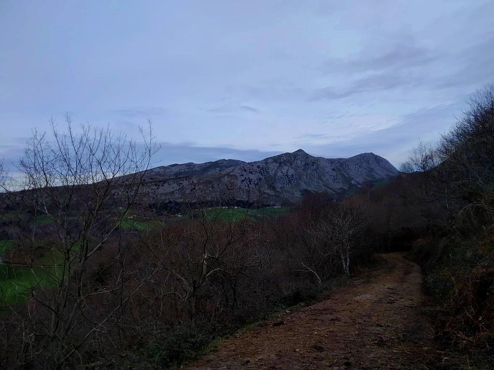 rutas de montaña y senderismo en LLanes