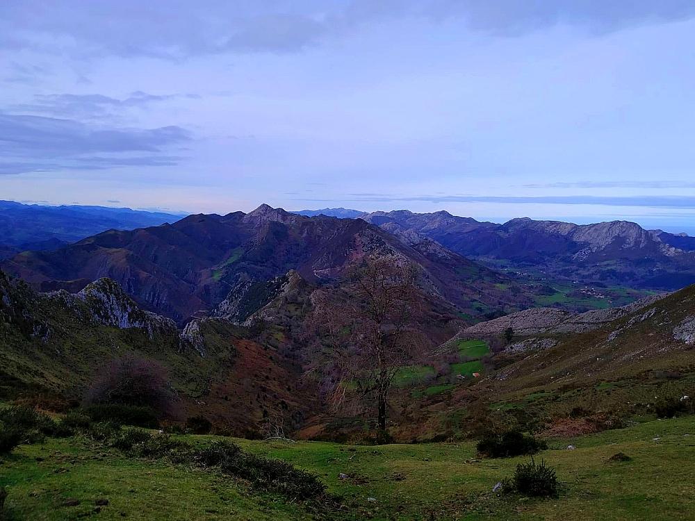 Sierra del Cuera. Rutas de montaña y senderismo en LLanes