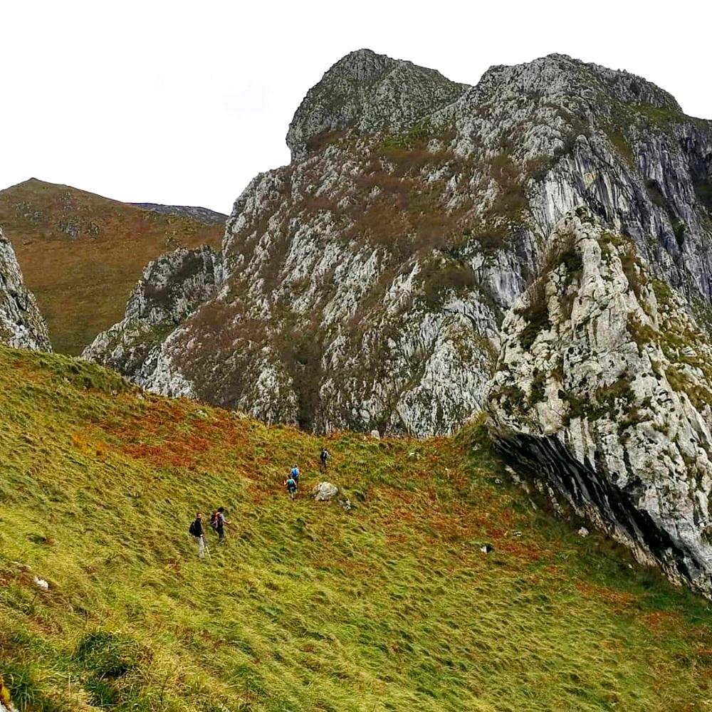 trekking Cabrales