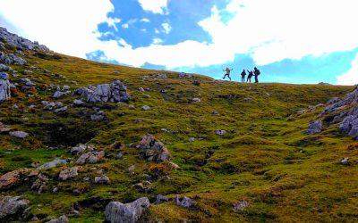 Rutas en Picos – Ascenso al Cuetón (circular desde Inguanzo)