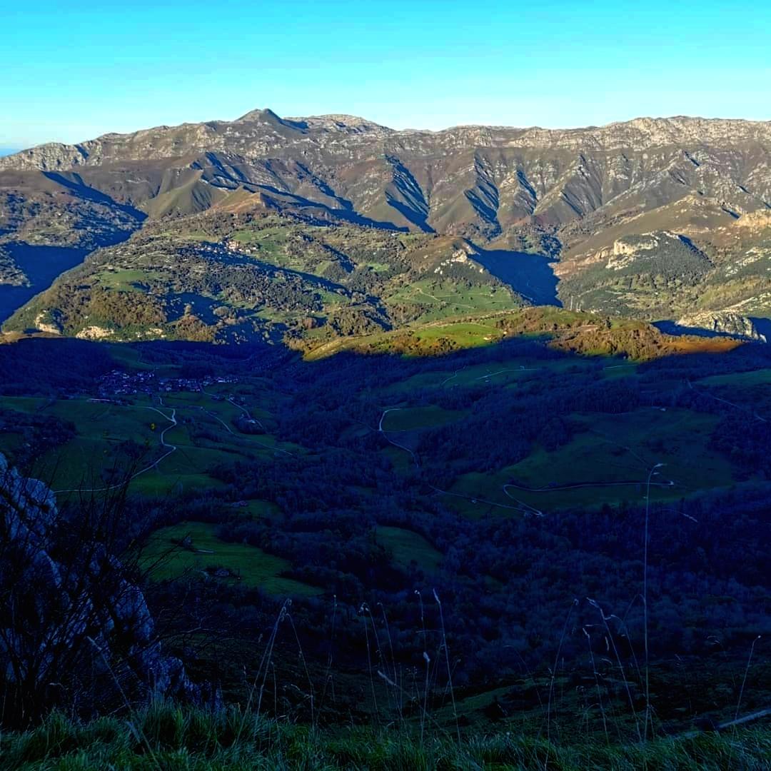 rutas en Picos
